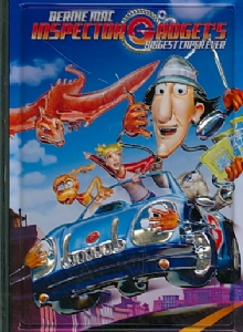 INSPECTOR GADGET'S BIGGEST CAPER EVER - Format: [D