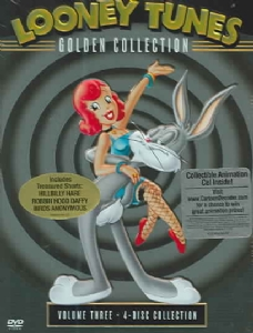 LOONEY TUNES:GOLDEN COLLECTION VOL 3 - Format: [DV