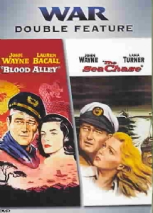 BLOOD ALLEY/SEA CHASE - Format: [DVD Movie]