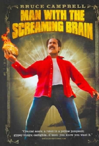 MAN WITH SCREAMING BRAIN - Format: [DVD Movie]