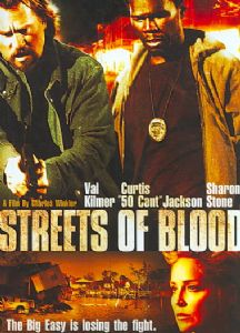 STREETS OF BLOOD - Format: [DVD Movie]
