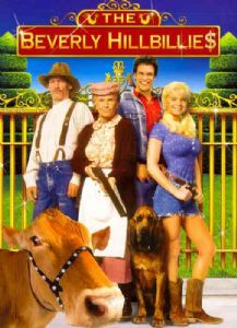 BEVERLY HILLBILLIES - DVD Movie