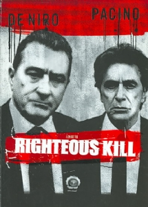 RIGHTEOUS KILL - Format: [DVD Movie]