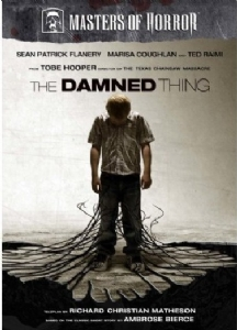 MASTERS OF HORROR:DAMNED THING - Format: [DVD Movi