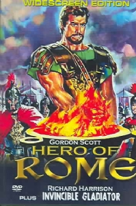HERO OF ROME/INVINCIBLE GLADIATOR - Format: [DVD M