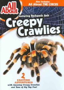 ALL ABOUT:CREEPY CRAWLIES/ALL ABOUT:C - Format: [D