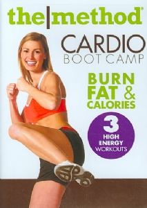 METHOD:CARDIO BOOT CAMP - Format: [DVD Movie]