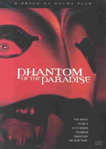 PHANTOM OF THE PARADISE - Format: [DVD Movie]