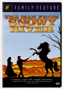 MAN FROM SNOWY RIVER - Format: [DVD Movie]