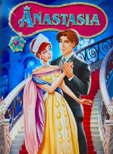 ANASTASIA - DVD Movie