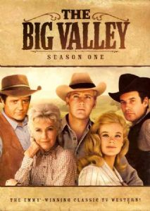 BIG VALLEY SEASON 1 - Format: [DVD Movie]