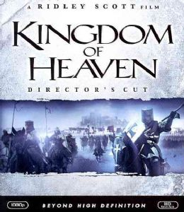 KINGDOM OF HEAVEN DIRECTOR'S CUT - Blu-Ray Movie