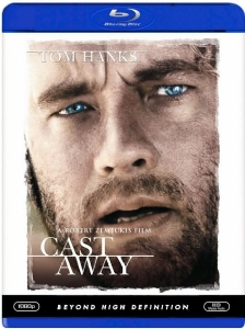 CAST AWAY - Blu-Ray Movie