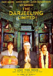 DARJEELING LIMITED - DVD Movie