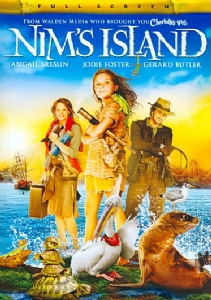 NIM'S ISLAND - Format: [DVD Movie]