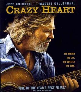 CRAZY HEART - Blu-Ray Movie