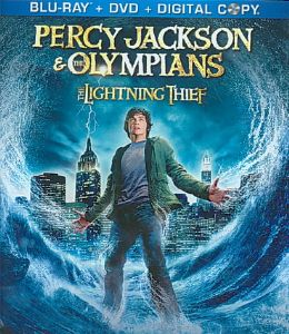 PERCY JACKSON & THE OLYMPIANS:LIGHTNI - Blu-Ray Mo