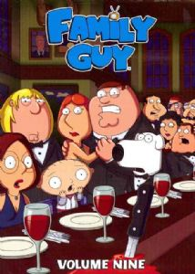FAMILY GUY VOL 9 - DVD Movie