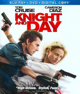 KNIGHT AND DAY - Blu-Ray Movie
