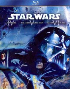 STAR WARS:TRILOGY EPISODES IV-VI - Blu-Ray Movie