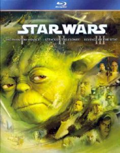 STAR WARS:PREQUEL TRILOGY - Blu-Ray Movie