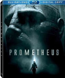 PROMETHEUS - Blu-Ray Movie