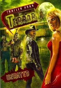 TRAILER PARK OF TERROR - Format: [DVD Movie]