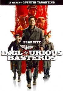 INGLOURIOUS BASTERDS - DVD Movie