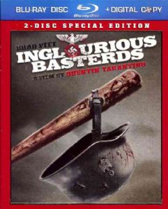 INGLOURIOUS BASTERDS (SPECIAL EDITION - Blu-Ray Mo