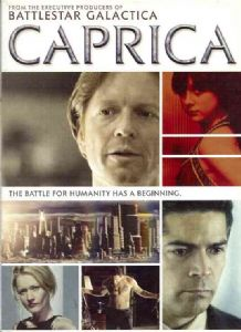 CAPRICA - Format: [DVD Movie]