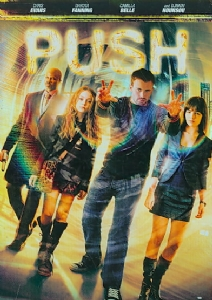 PUSH - Format: [DVD Movie]