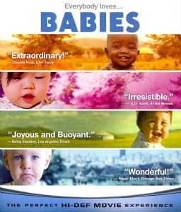 BABIES - Blu-Ray Movie