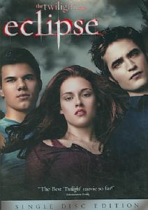 TWILIGHT SAGA: ECLIPSE - DVD Movie