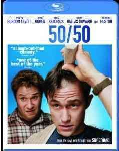 50/50 - Blu-Ray Movie