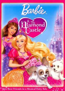 BARBIE & THE DIAMOND CASTLE - Format: [DVD Movie]