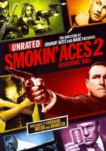 SMOKIN ACES 2:ASSASSINS BALL - DVD Movie
