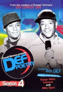 RUSSELL SIMMONS DEF POETRY SEASON 4 - Format: [DVD