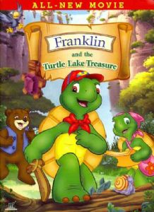 FRANKLIN AND THE TURTLE LAKE TREASURE - Format: [D