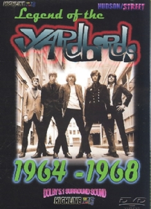 LEGEND OF THE YARDBIRDS:1964-1968 - Format: [DVD M