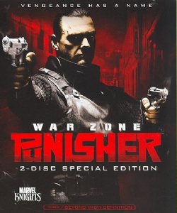 PUNISHER:WAR ZONE (SPECIAL EDITION) - Format: [Blu