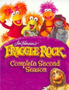 FRAGGLE ROCK:SEASON 2 - Format: [DVD Movie]