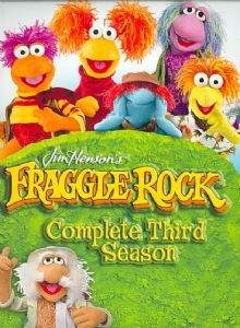 FRAGGLE ROCK:SEASON 3 - DVD Movie