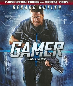 GAMER - Blu-Ray Movie