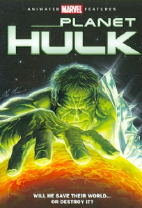 PLANET HULK - DVD Movie