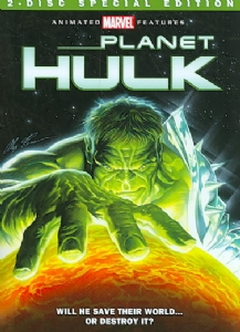 PLANET HULK (SPECIAL EDITION) - DVD Movie