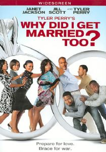 WHY DID I GET MARRIED TOO - DVD Movie