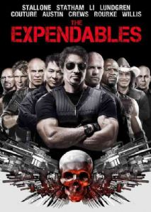 EXPENDABLES - DVD Movie