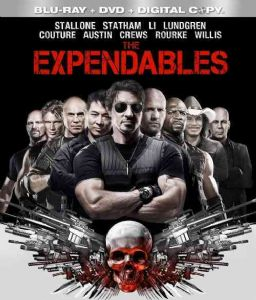 EXPENDABLES - Blu-Ray Movie