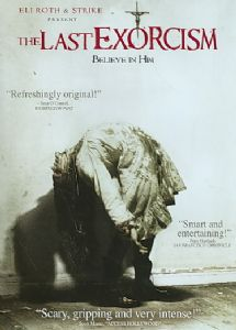 LAST EXORCISM - DVD Movie