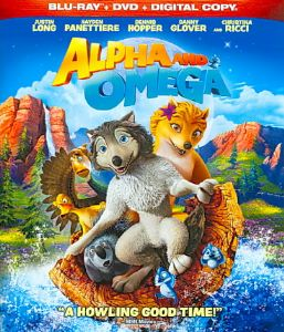ALPHA AND OMEGA - Blu-Ray Movie